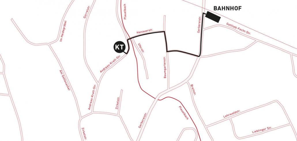 Köhl-Tömmes Büro für Design Karte